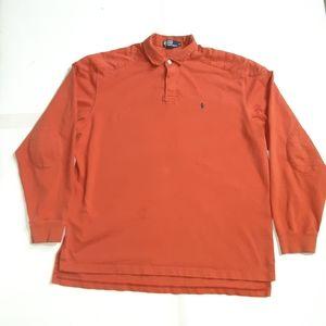 Ralph Lauren Polo Long Sleeve Men's Polo Shirt